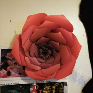 Other - Giant Paper Flowers